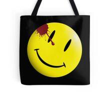 Watchmen Smiley Face Tote Bag