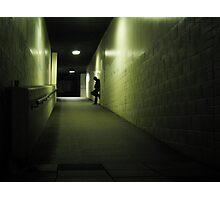 Urban Solitude 05 Photographic Print