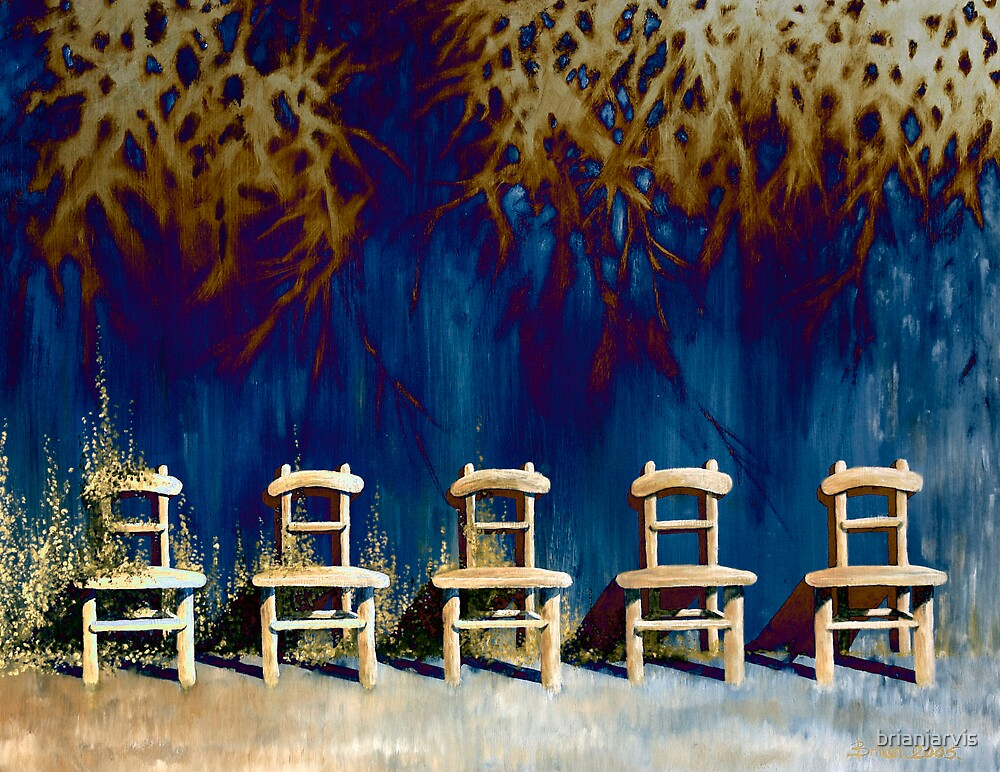 Chairs by brianjarvis