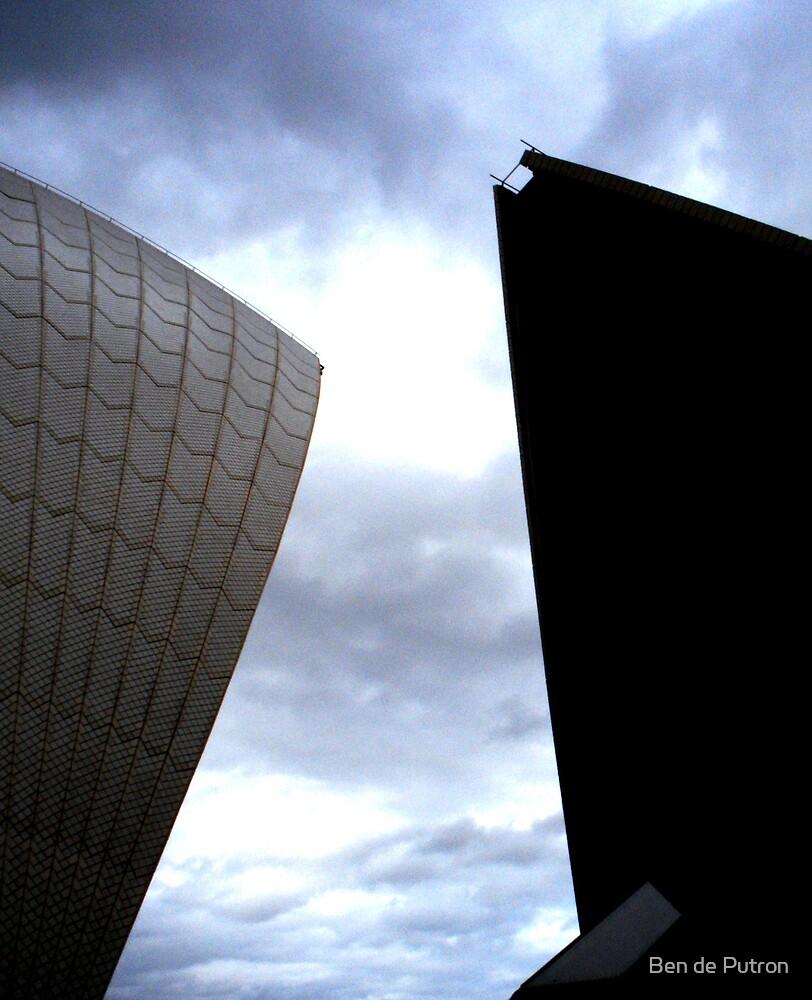 Sydney Opera House by Ben de Putron