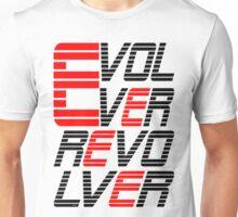 Evolver Revolver Unisex T-Shirt