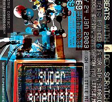 Super Scientists Flyer24/01/2003 by santakaoss