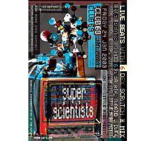Super Scientists Flyer24/01/2003 Photographic Print