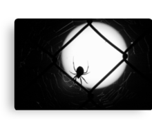 The Widow Canvas Print