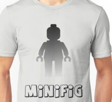 Minifig [Silver] Unisex T-Shirt