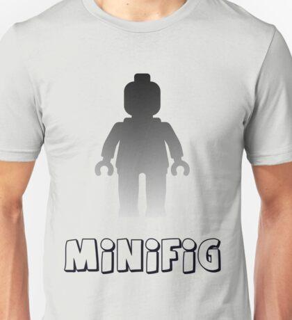 Minifig [Silver] Unisex T-Shirt