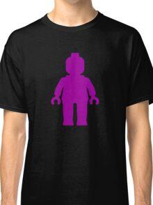 Minifig [Purple] Classic T-Shirt
