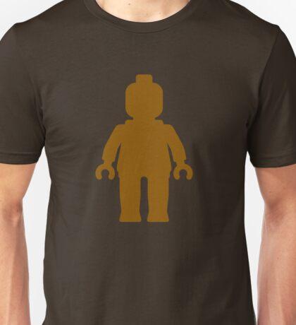 Minifig [Brown]  Unisex T-Shirt