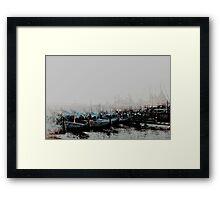 La Port de San Marco Framed Print