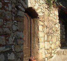 The door way by SEAN O'MAHONEY