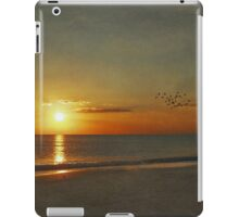 My Sun Sets to Raise Again iPad Case/Skin