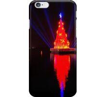 Geelong's Floating Christmas Tree iPhone Case/Skin