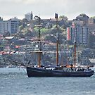 Harbour Cruise by Steven  Agius
