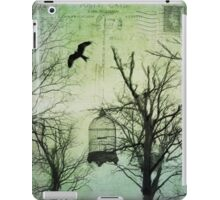 Give Me Peace on Earth iPad Case/Skin