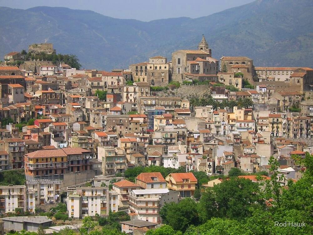 Castiglione di Sicilia by Rod Hawk