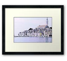 Rovin Old Town Framed Print