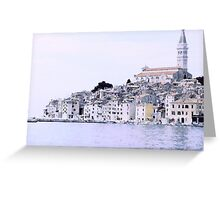 Rovin Old Town Greeting Card