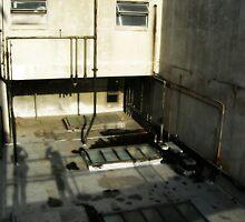 Industrial Rooftop by heatherrinne