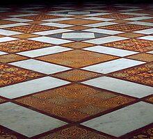 Chapel Floor by jude walton
