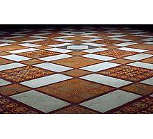 Chapel Floor Photographic Print