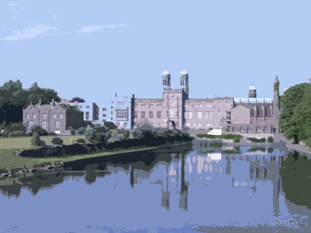 Stonyhurst College by Tom Clark
