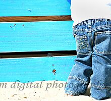 baby's got blue jeans by amanda Male