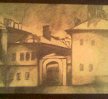 Streets of Pencil... by KKachinsky