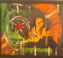 Abstract Demon by KKachinsky