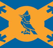 Flag of Halifax, Nova Scotia  Sticker