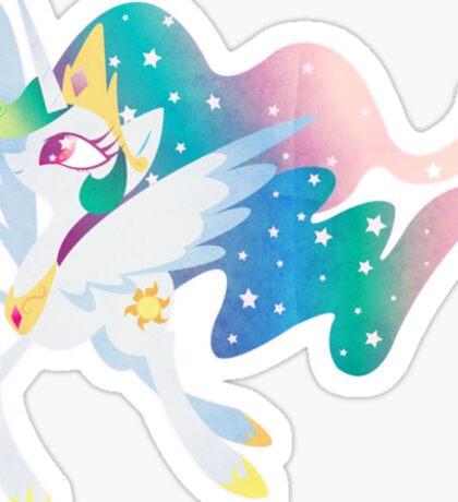 Celestia Sticker