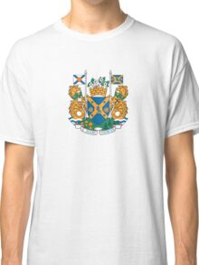 Halifax Coat of Arms  Classic T-Shirt