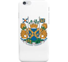 Halifax Coat of Arms  iPhone Case/Skin
