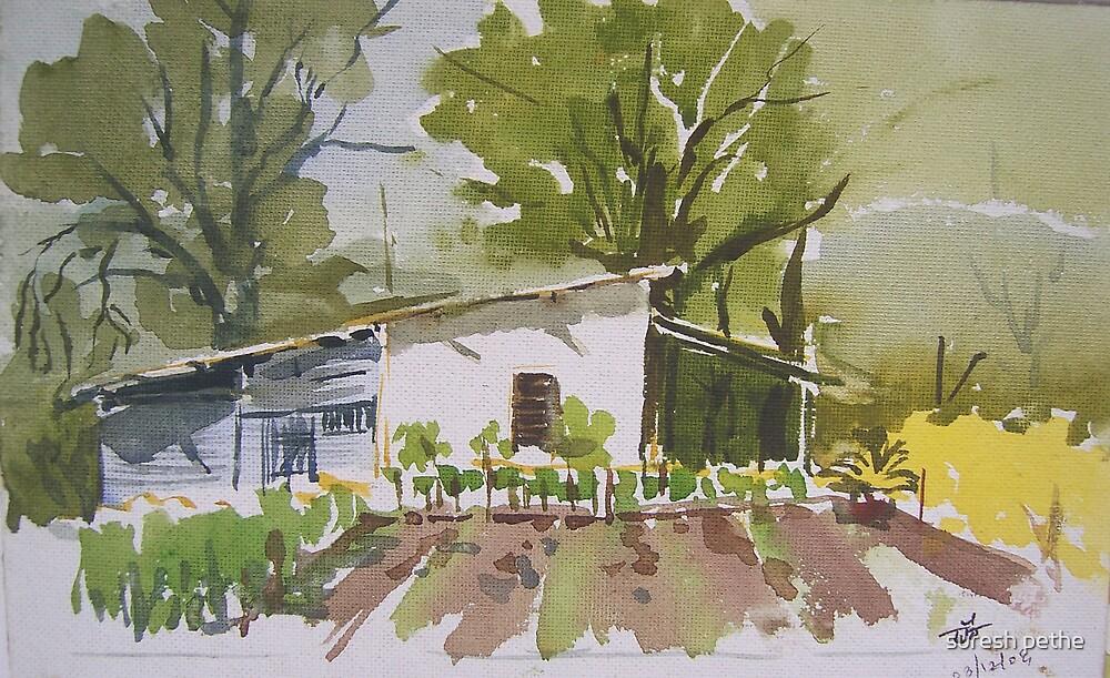 hut by suresh pethe