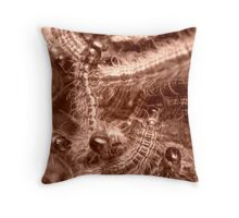 Caterpillars   Throw Pillow