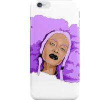 Erykah Badu  iPhone Case/Skin