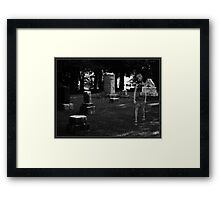 Lost Soul Framed Print