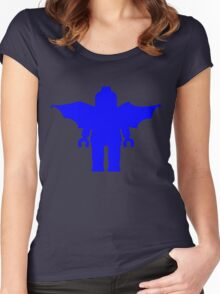 BATFIG  Women's Fitted Scoop T-Shirt