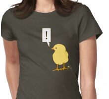 Little bird Womens Fitted T-Shirt