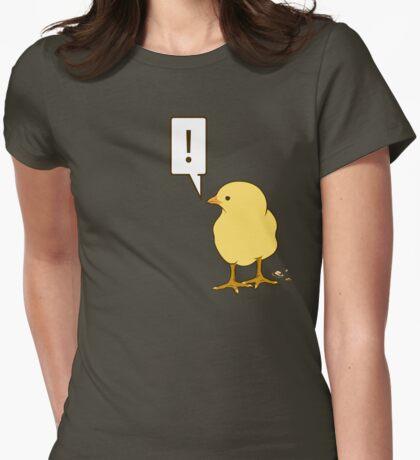 Little bird Womens Fitted T-Shirt