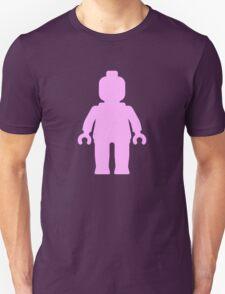 Minifig [Light Pink] Unisex T-Shirt
