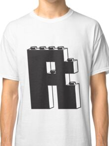 THE LETTER R Classic T-Shirt