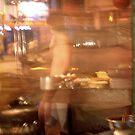 Late Night BBQ  by heatherrinne
