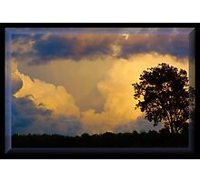 Stormy September Photographic Print