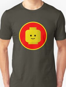 MINIFIG HAPPY FACE T-Shirt