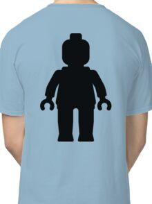 Minifig [Large Black] Classic T-Shirt