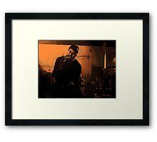 Guthrie Framed Print