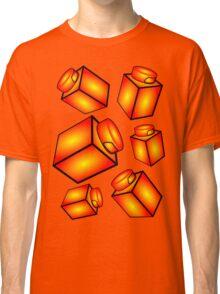 1 x 1 Bricks (AKA Falling Bricks) Classic T-Shirt