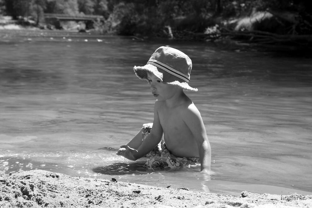 Creek Boy by hosierar