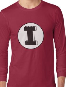 THE LETTER I Long Sleeve T-Shirt