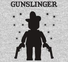 GUNSLINGER, by Customize My Minifig Kids Clothes